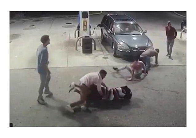 واقعة سرقة غريبة أمريكا