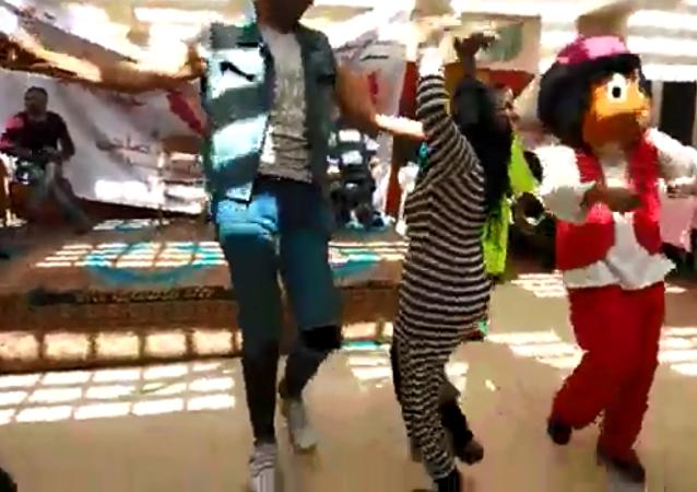 رقص الأطباء