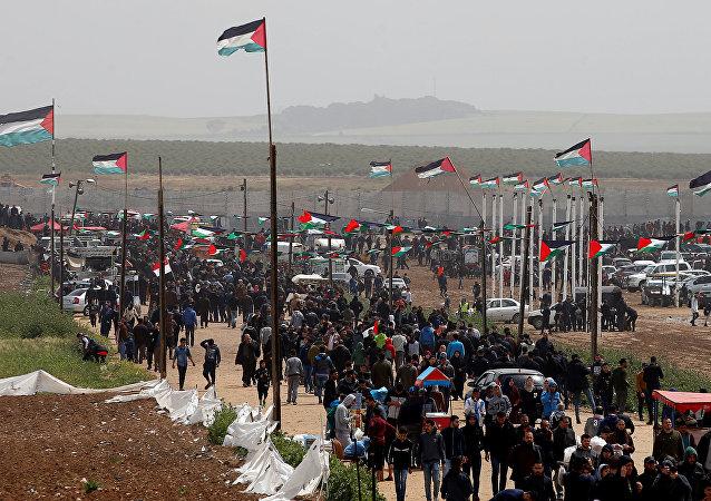 مليونية العودة في غزة