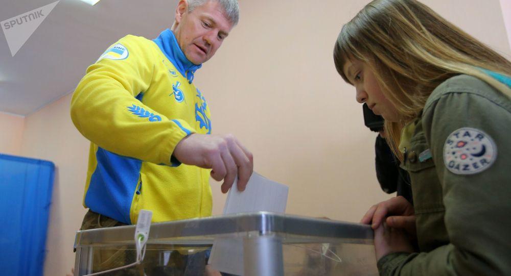 الانتخابات  في أوكرانيا