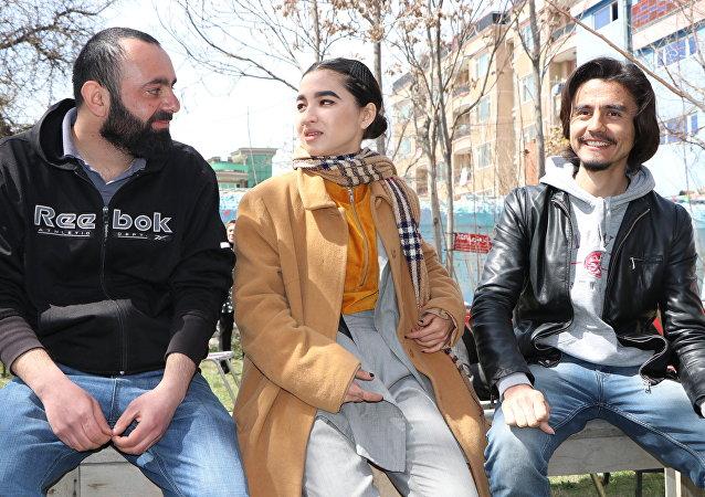 ثریا حسینی