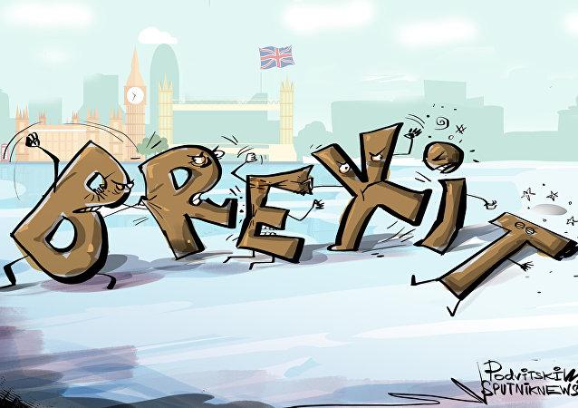 البرلمان البريطاني لم يتفق على ملف الخروج من الاتحاد الأوروبي