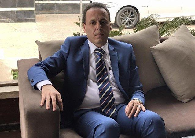 رجل أعمال السوري عبد الرحيم عبد القادر رحال