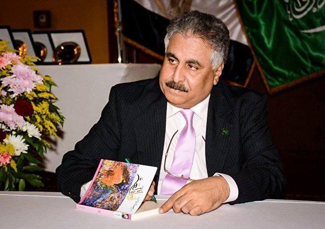 الشاعر السعودي، إبراهيم الجريفاني