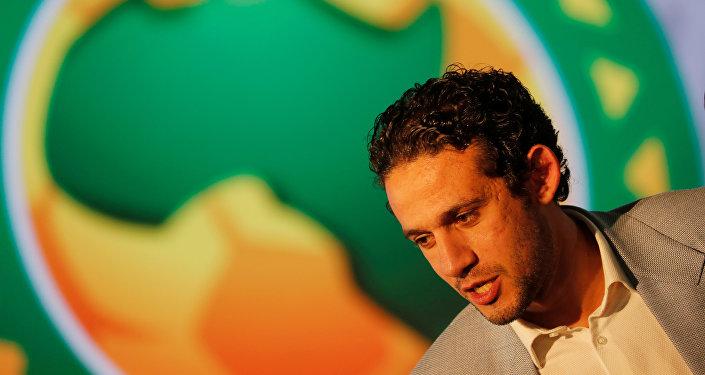 محمد فضل مدير بطولة كأس الأمم الأفريقية