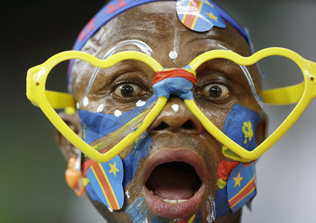 جماهير منتخب الكونغو في كأس الأمم الأفريقية