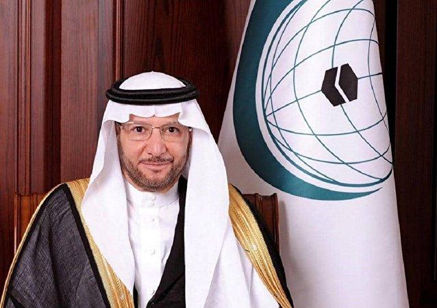 مشعل السلمي أمين عام منظمة التعاون الإسلامي