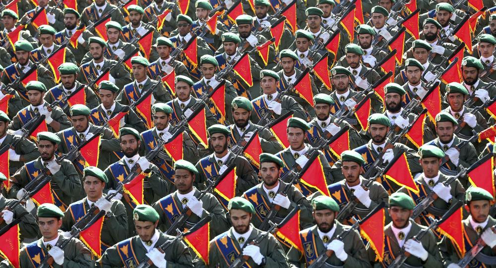 الحرس الثوري الإيراني - إيران  21 سبتمبر/ أيلول 2016