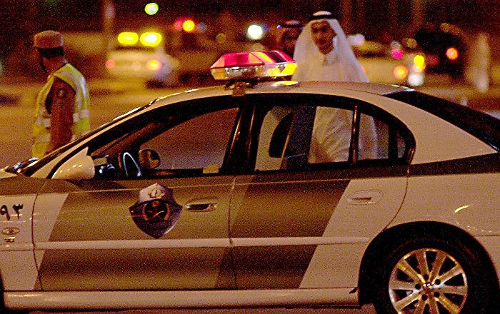 مصرع رجلي أمن في السعودية