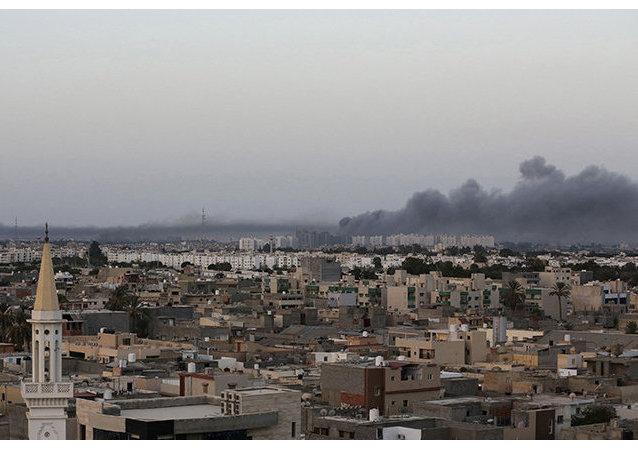 العاصمة الليبية طرابلس