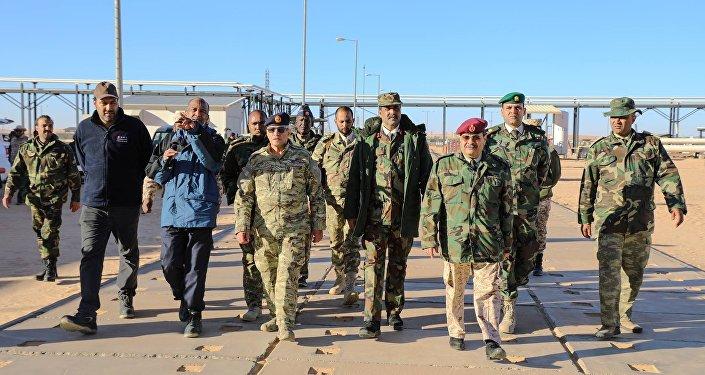 اللواء عبد السلام الحاسي آمر غرفة عمليات تحرير طرابلس