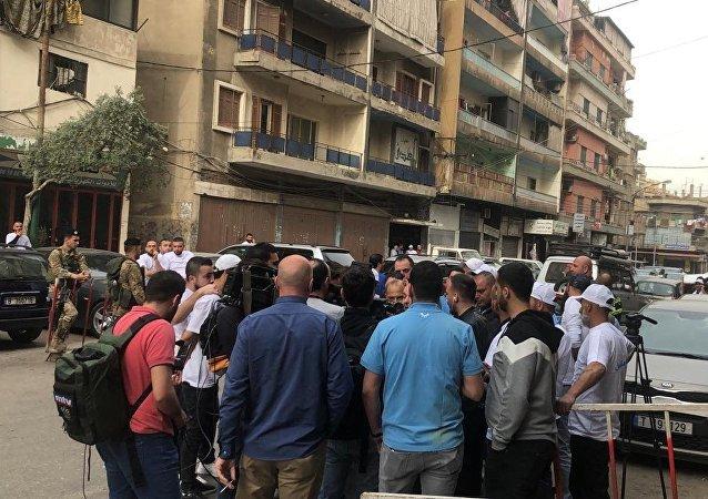 فتح صناديق الاقتراع في الانتخابات الفرعية في طرابلس اللبنانية