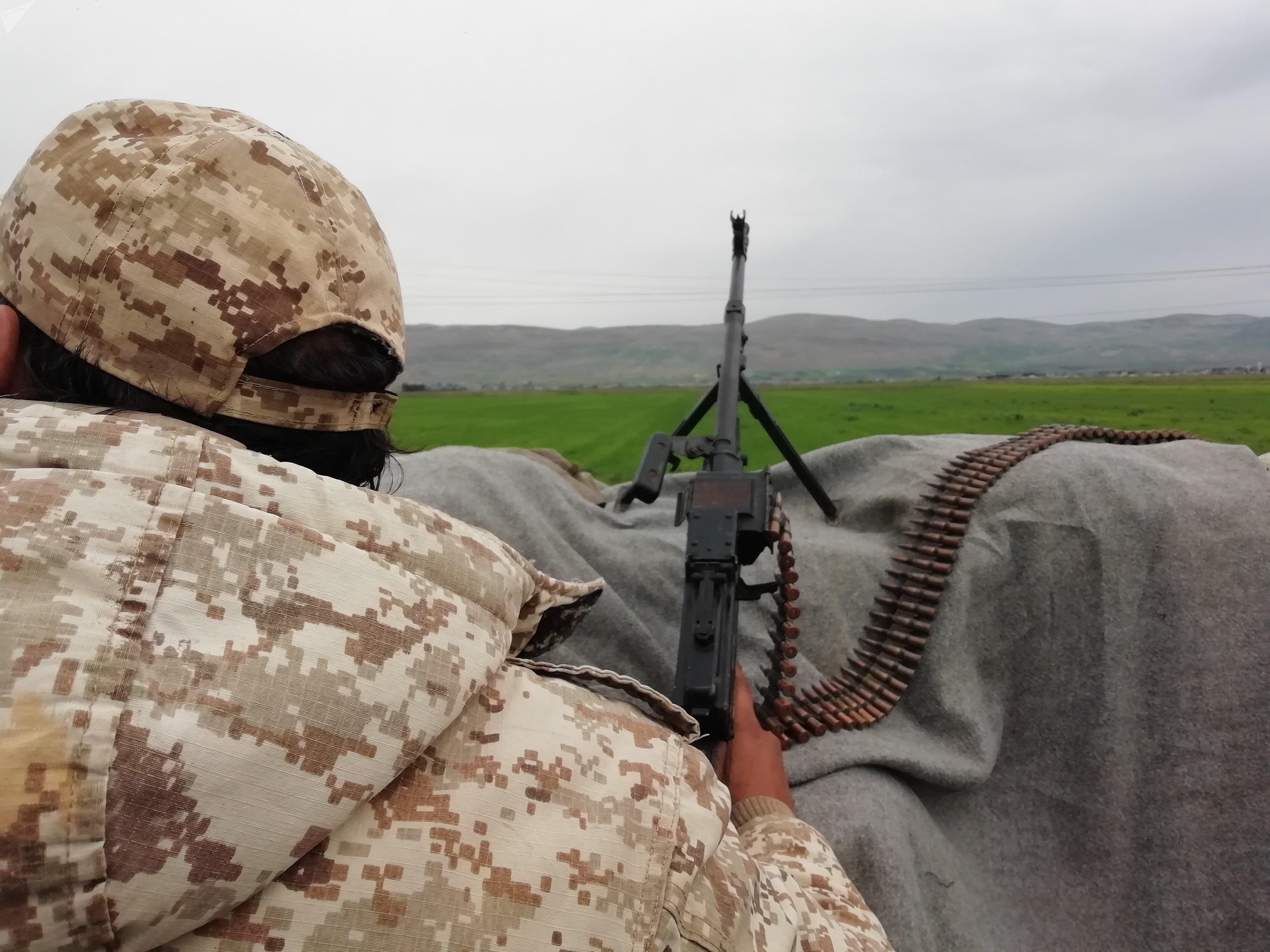 تنظيم جبهة النصرة الإرهابي يرفع جاهزيته الكيماوية في الشمال الغربي من سوريا
