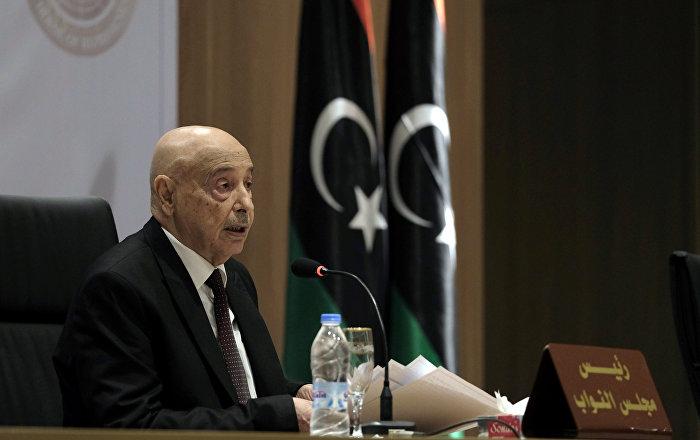عقيلة صالح: دولتان إحداهما عربية وراء تأخر الحسم في طرابلس