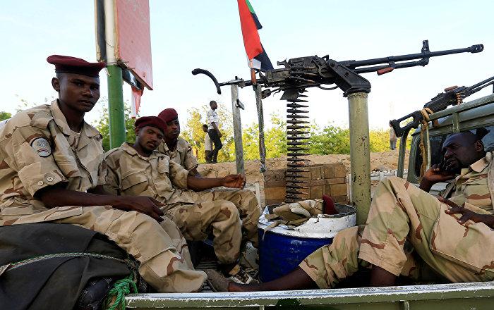 المجلس العسكري السوداني يعلن تنفيذ