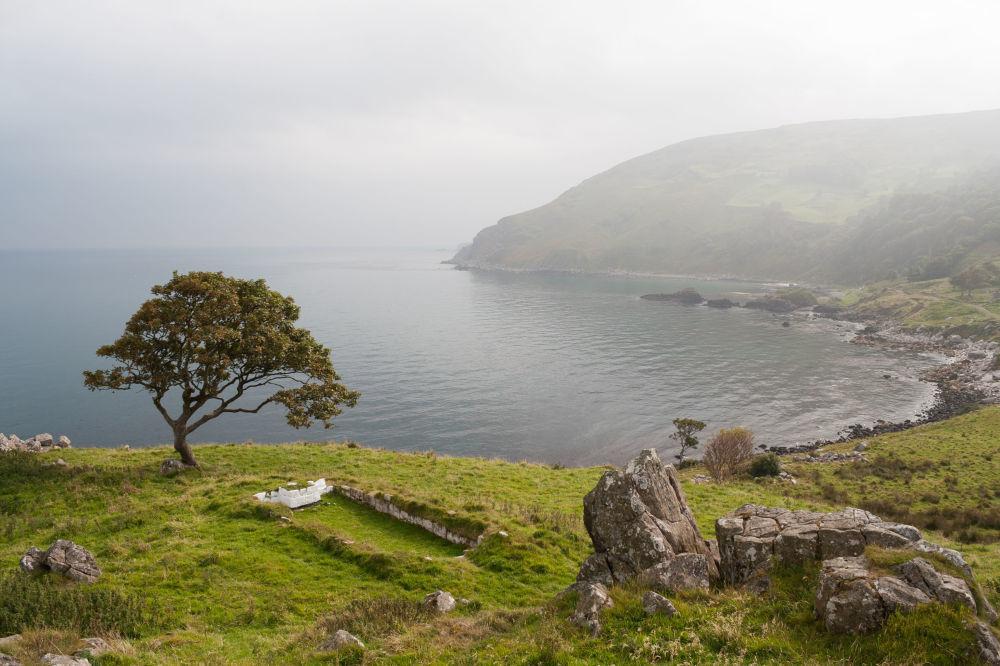 خليج ميرلو في شمال شرق إيرلندا