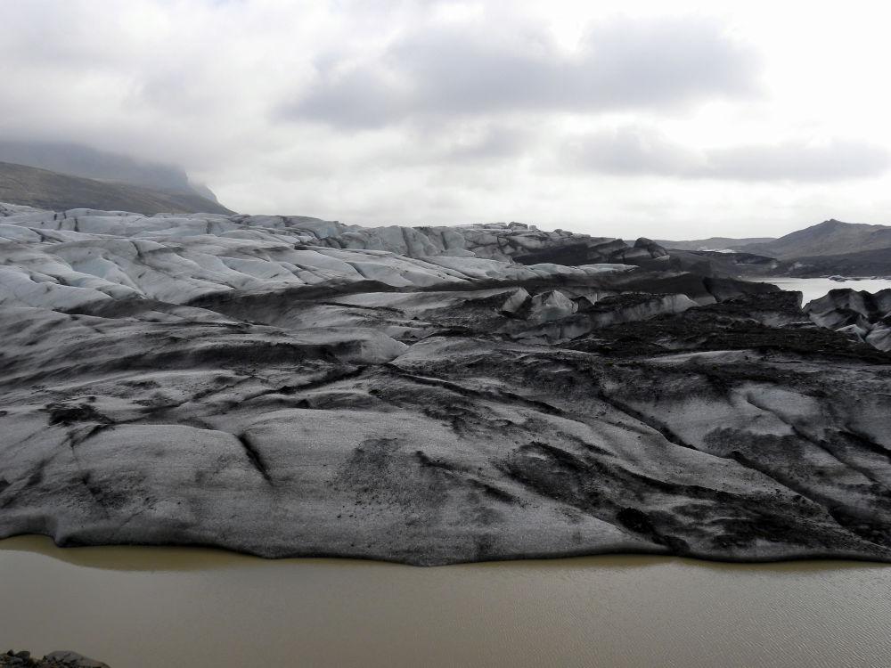 فاتنايوكوتل، أكبر نهر جليدي أيسلندا