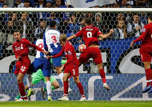 مباراة بورتو - ليفربول
