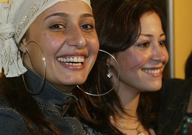 الفنانة المصرية حلا شيحة