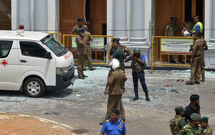 الشرطة السريلانكية تعطل قنبلة بالقرب من مطار كولومبو