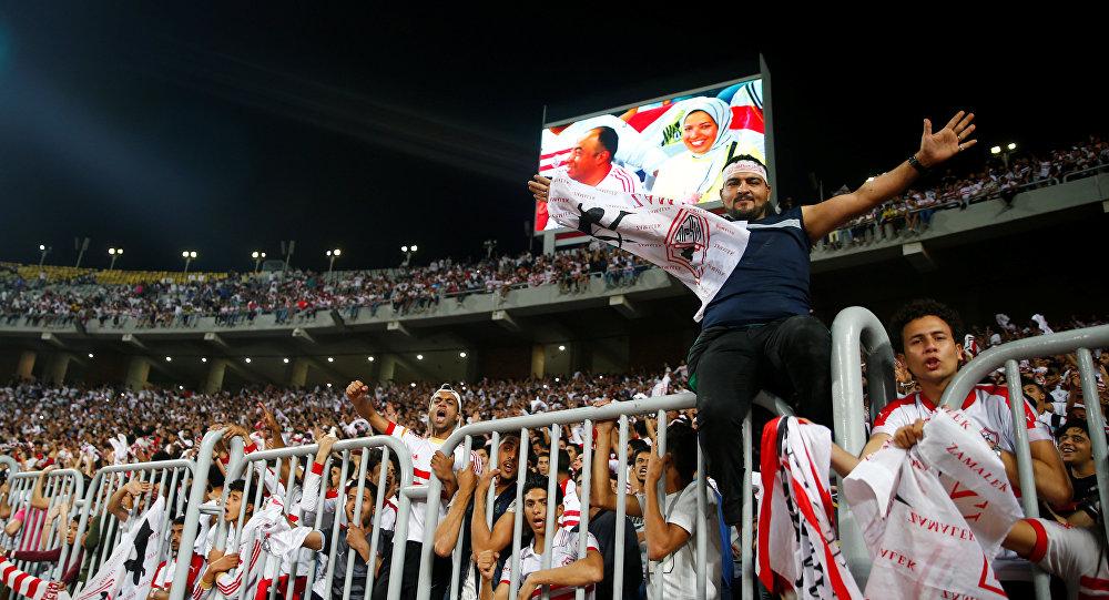 أهداف مباراة الزمالك وطنطا 3 2 في الدوري المصري فيديو Sputnik