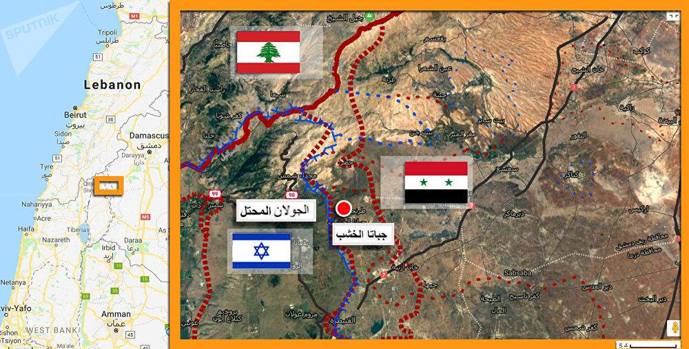 خريطة توضيحية