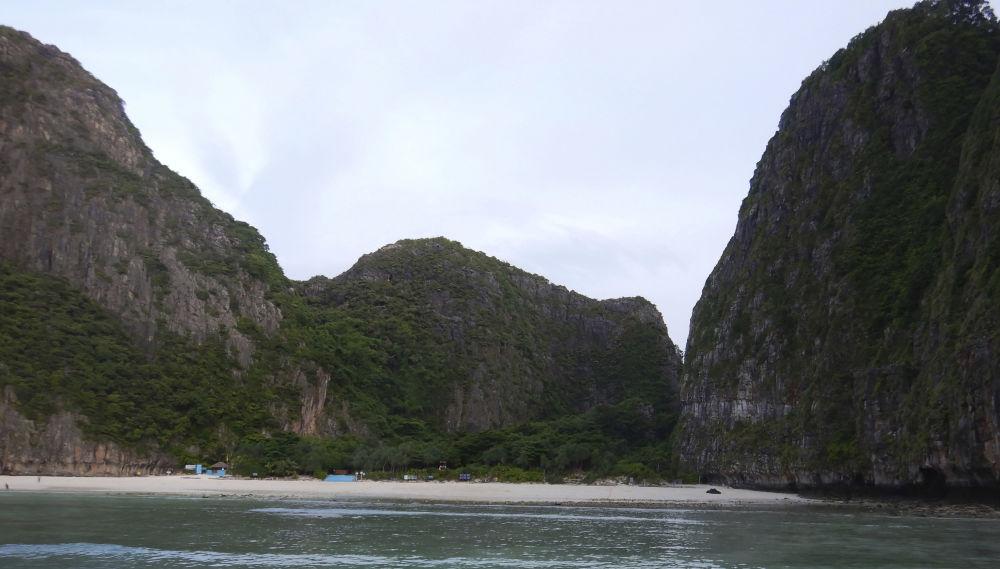 خليج مايا في جزر في في، تايلاند