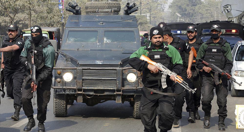 شرطة باكستان
