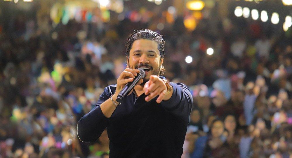 بالفيديو تصرف مفاجئ من مصطفى حجاج يفسد مقلب رامز في