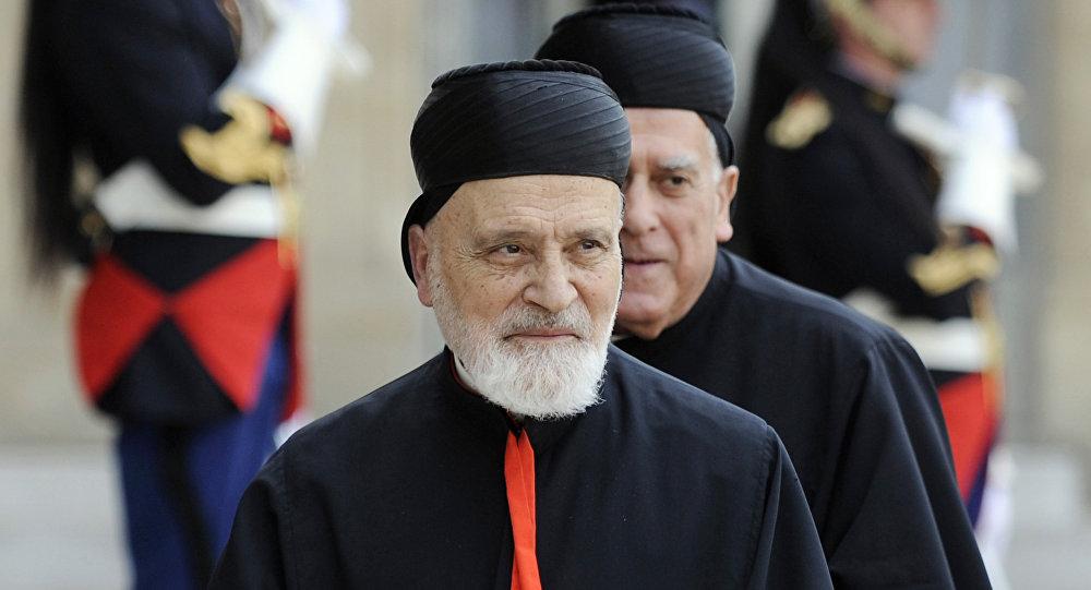 البطريرك الكاردينال مار نصرالله بطرس صفير