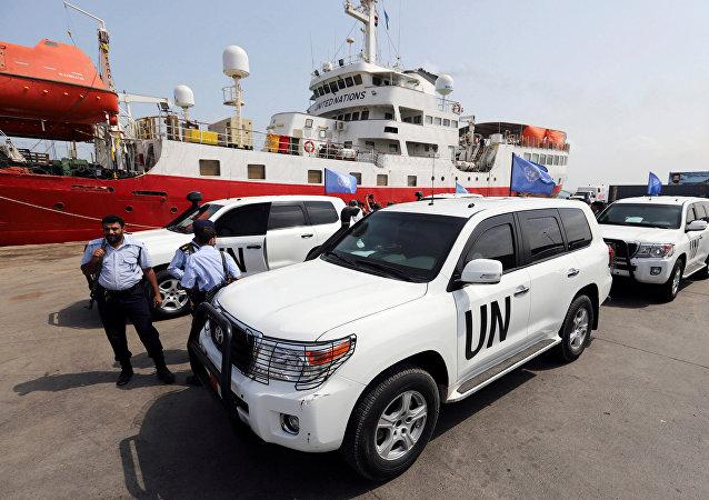 الأمم المتحدة تراقب عملية إعادة الانتشار في الحديدة
