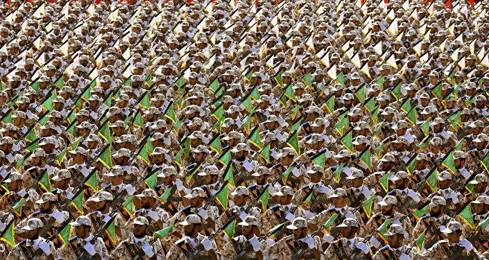 الحرس الثوري الإيراني، إيران 22 سبمتمبر 2014