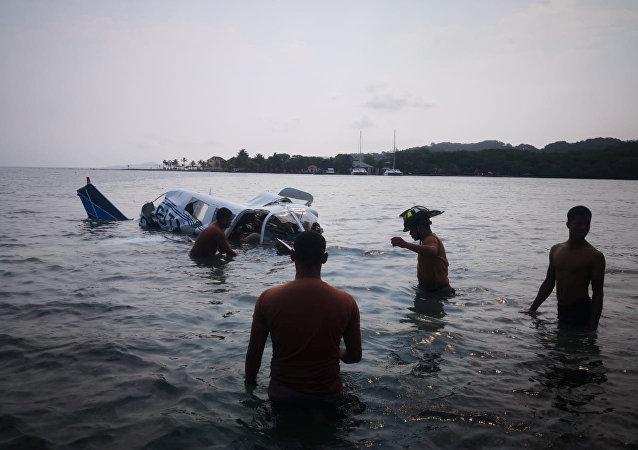 مقتل خمسة سائحين أجانب في تحطم طائرة بهندوراس