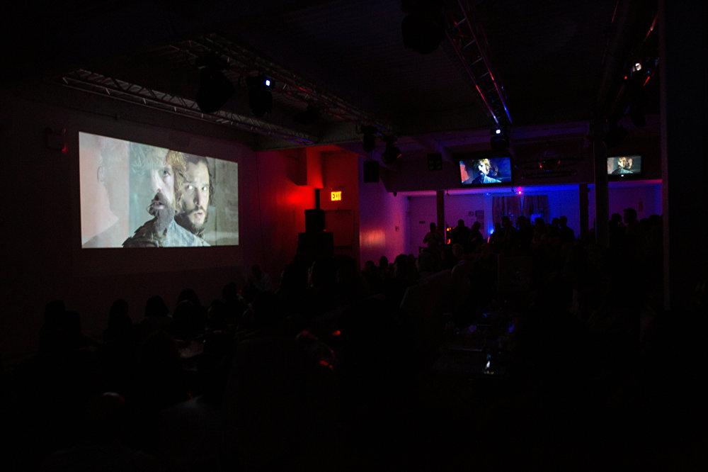 عرض الحلقة الأخيرة من صراع العروش بحفل في مدينة نيويورك