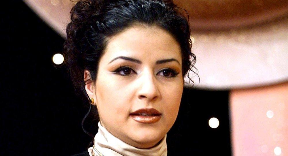 الممثلة اللبنانية ماغي بوغصن