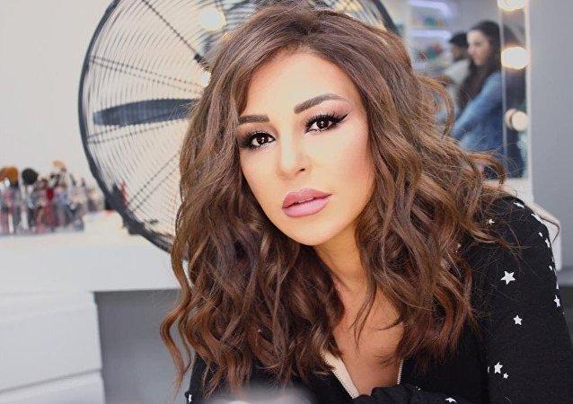 الممثلة اللبنانية ماغي بو غصن