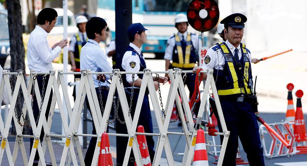 تشديد الإجراءات الأمنية في طوكيو قبل وصول ترامب