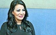 المطربة المغربية ليلى غفران