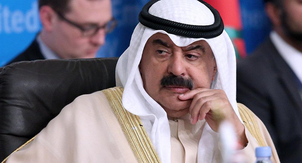 خالد الجار الله نائب وزير الخارجية الكويتي