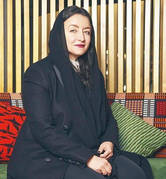 الفنانة السعودية/ دانية صالح