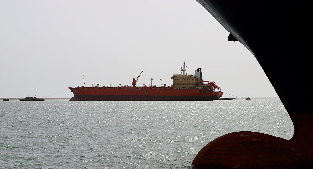 ميناء الحديدة،  اليمن 14 مايو/ أيار 2019