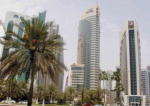 مناظر عامة للمدن العربية - الدوحة، قطر 30 أبريل/ نيسان 2012