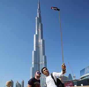 برج خليفة، دبي، 2015