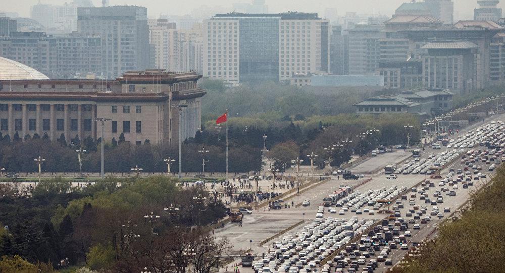 مناظر عامة لمدن العالم - بكين، الصين مايو/ أيار 2019