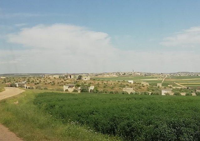 منطقة حماة السورية