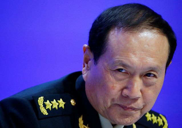 وزير الدفاع الصيني، وي فنغ خه