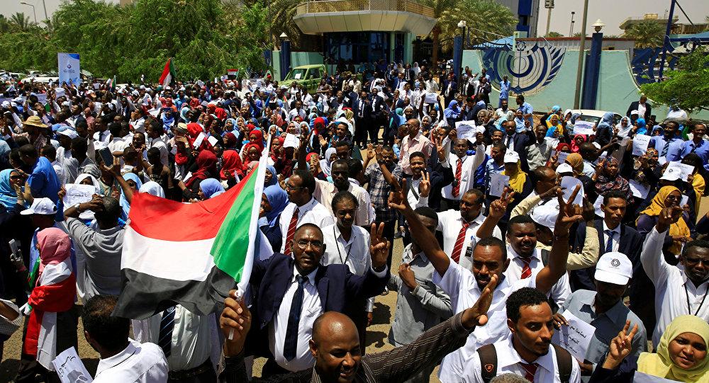إقالة النائب العام السوداني المكلف من منصبه