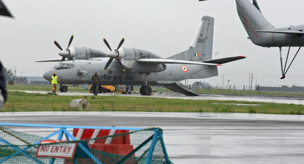 آن-32 في الهند