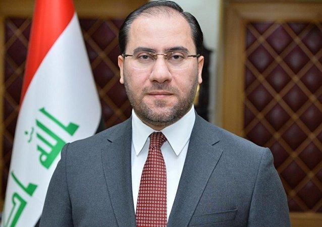 أحمد الصحاف المتحدث باسم الخارجية العراقية