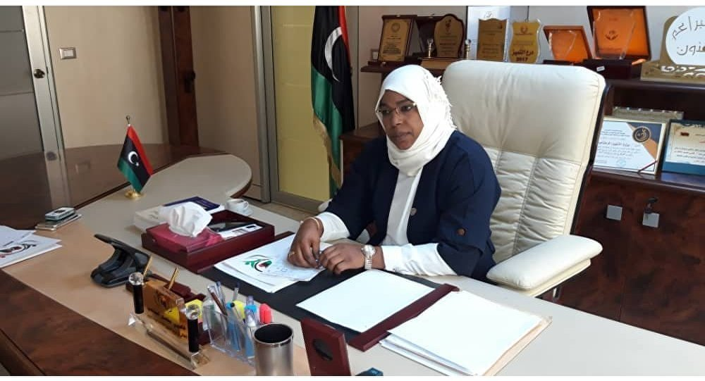 وزير الشؤون الاجتماعية في ليبيا